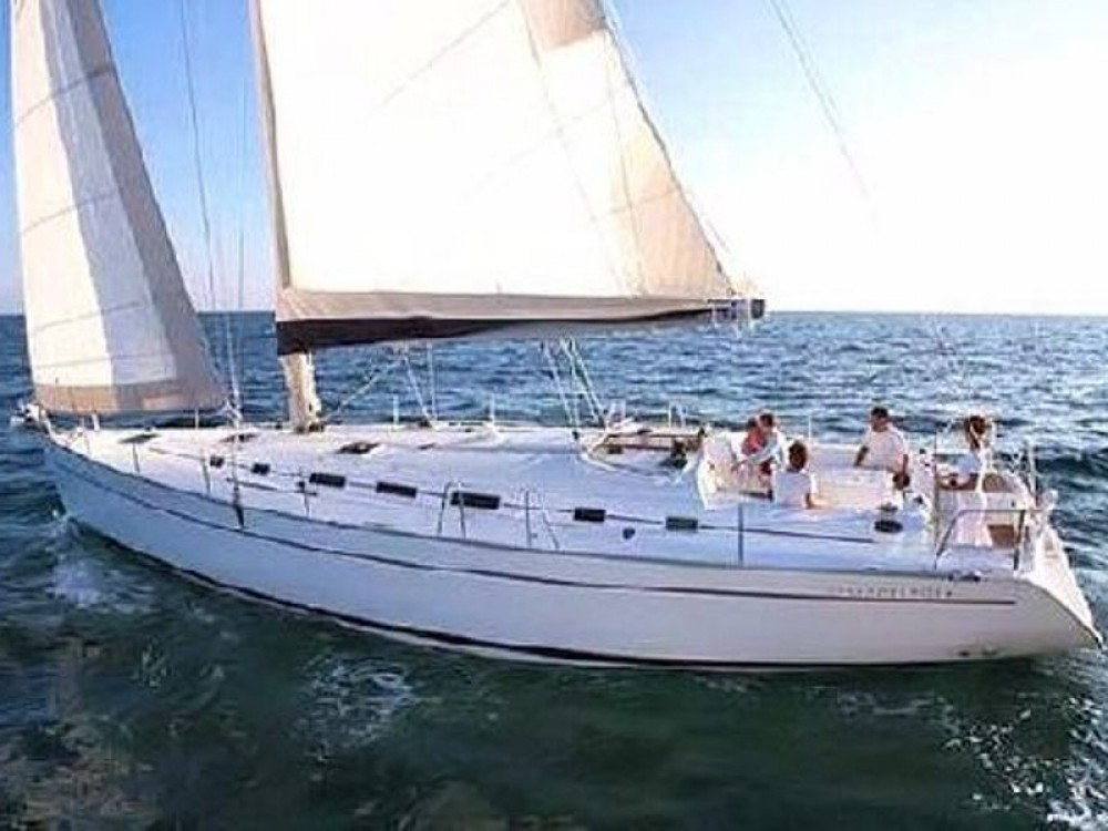 noleggio Barca a vela Νικήτη - Bénéteau Cyclades 50.5
