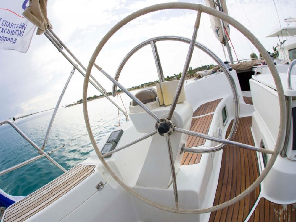 Noleggio barche Νικήτη economico Sun Odyssey 45