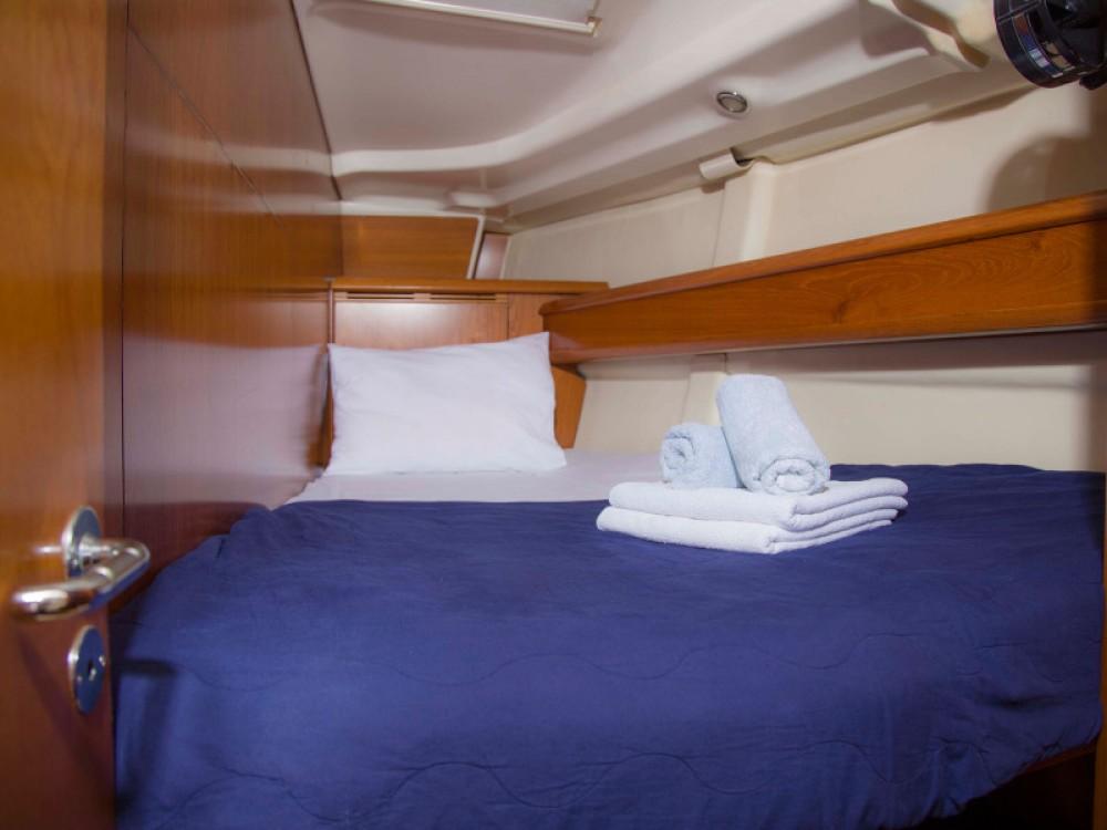 Noleggio barche Jeanneau Sun Odyssey 45 Νικήτη su Samboat