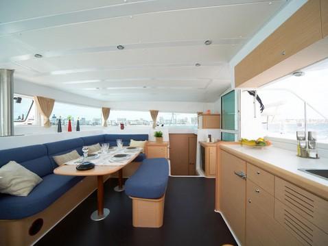 Noleggio yacht a Níkiti – Lagoon Lagoon 420 su SamBoat
