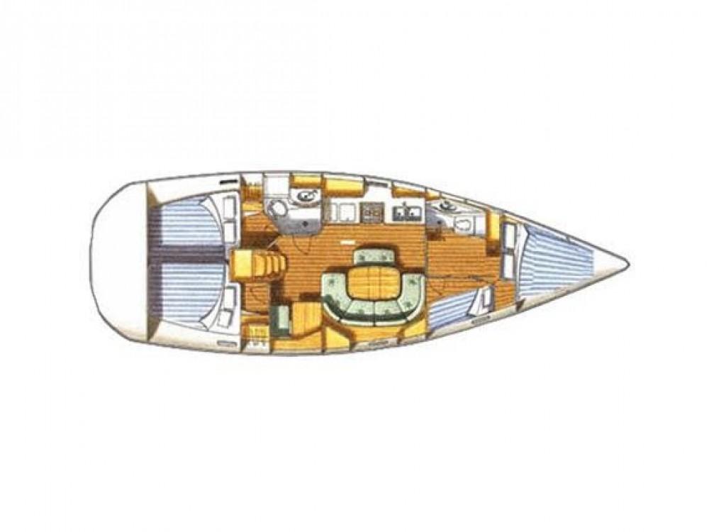 noleggio Barca a vela Porto di Alimos - Bénéteau Oceanis 411 Clipper