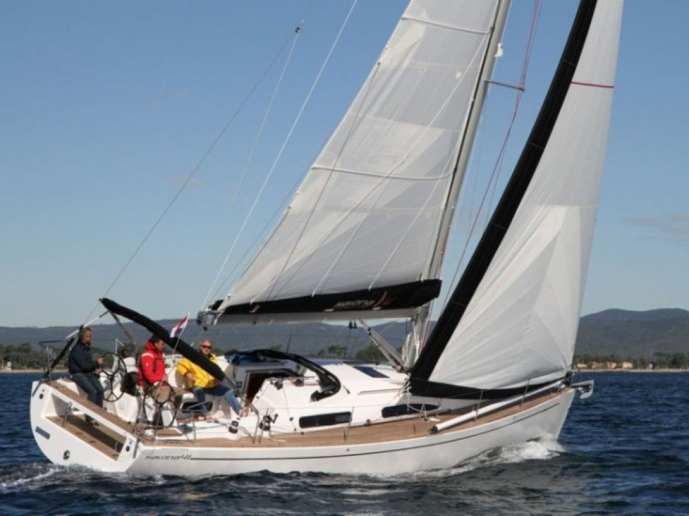 Noleggio barche Salona Salona 41 Performance Marmaris su Samboat