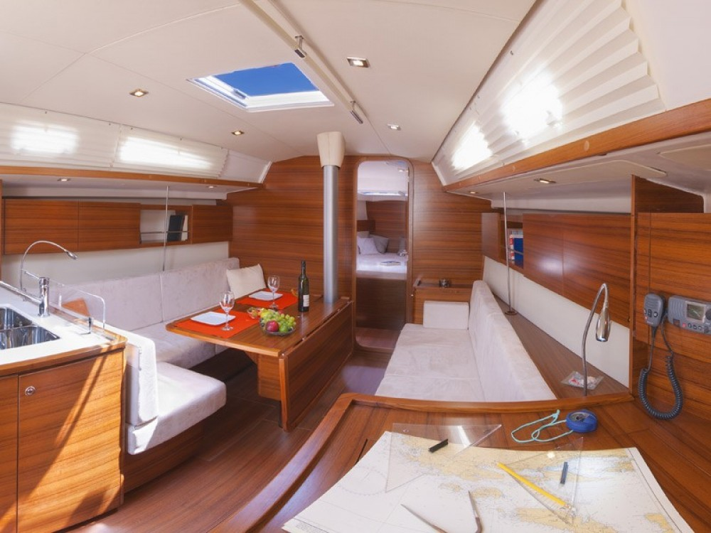 Noleggio barche Salona Salona 41 Performance  su Samboat