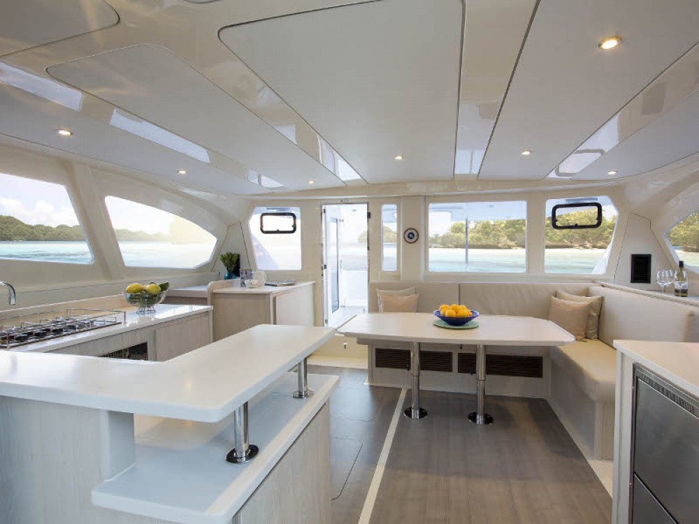 Noleggio Catamarano con o senza skipper Leopard Marmaris