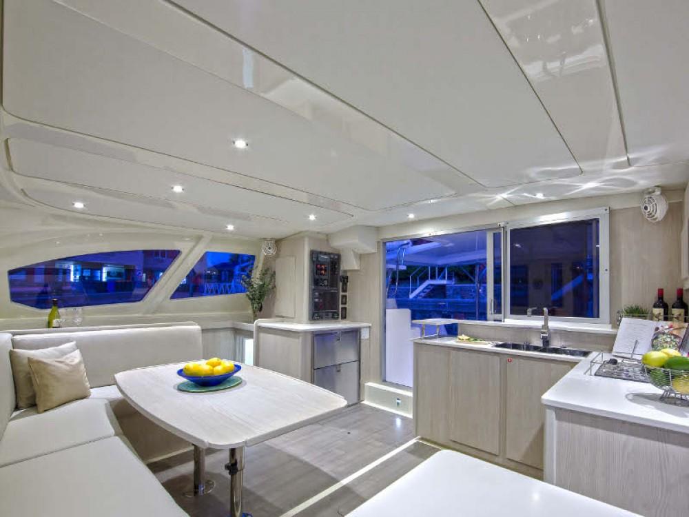 Noleggio barche Marmaris economico Leopard 44