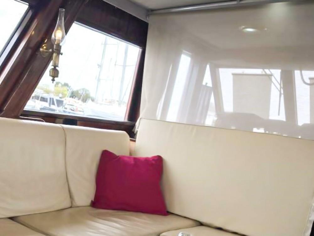 Noleggio Barca a vela  con una patente