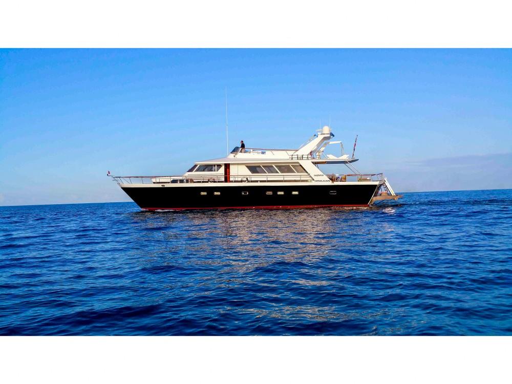 Noleggio barche Cantieri Pegasus 80 Marina di Portisco su Samboat