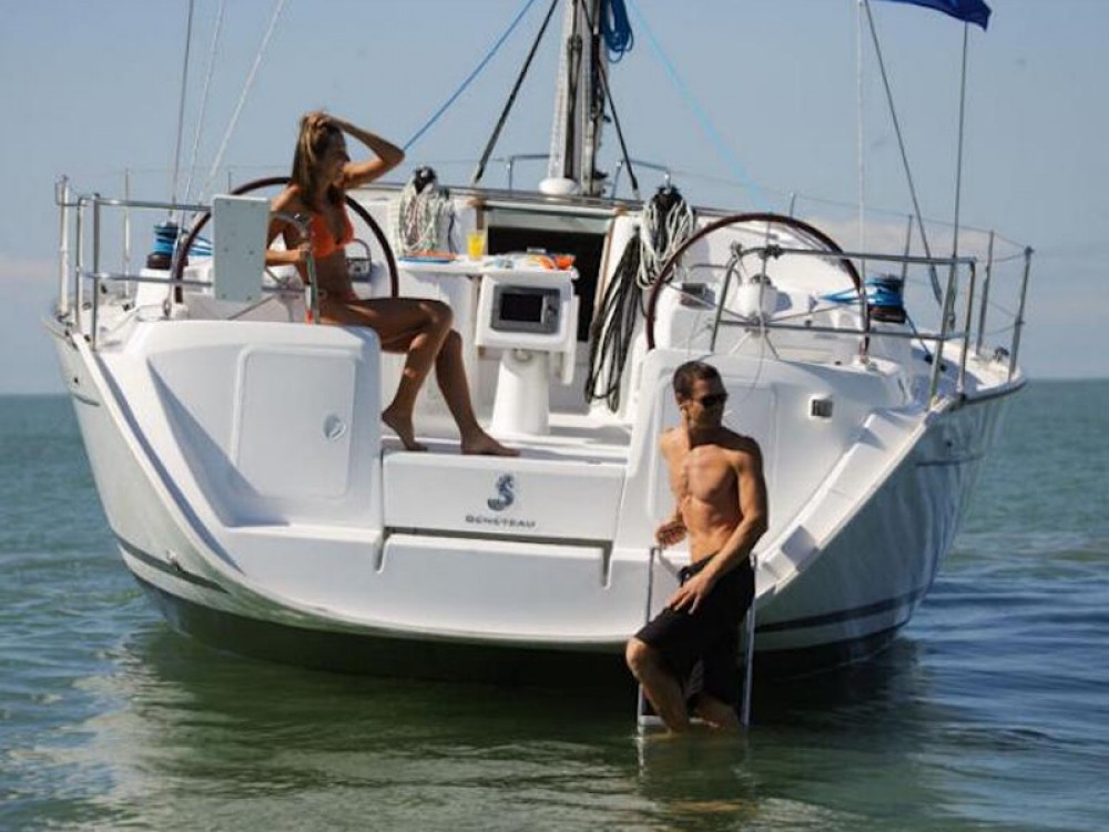 Barca a vela a noleggio Skradin al miglior prezzo