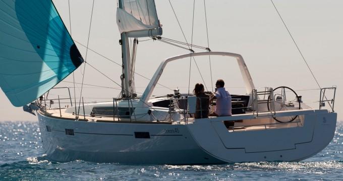 Noleggio Barca a vela con o senza skipper Bénéteau a La Spezia