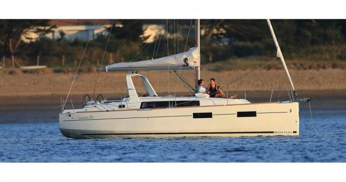 Noleggio Barca a vela a Bocca di Magra – Bénéteau Oceanis 35