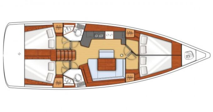 Noleggio yacht a La Spezia – Bénéteau Oceanis 45 su SamBoat
