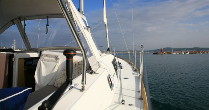 Barca a vela a noleggio a Marmaris al miglior prezzo