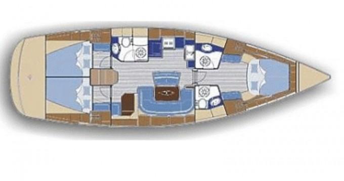 Noleggio Barca a vela con o senza skipper Bavaria a Marmaris