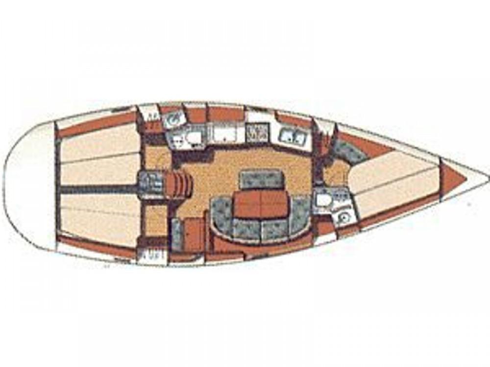 Noleggiare un'Bénéteau Oceanis 381 Volos