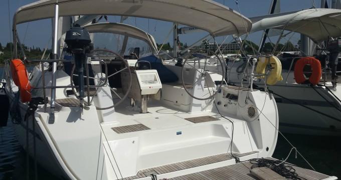 Noleggio barche Atene economico Cruiser 46
