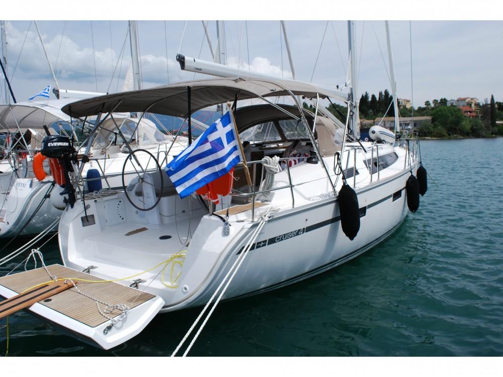 noleggio Barca a vela Álimos - Bavaria Bavaria Cruiser 41