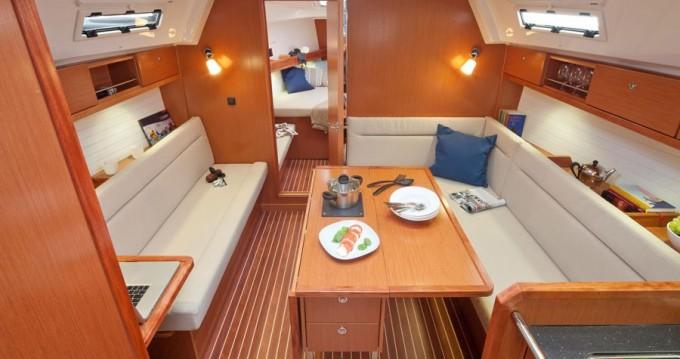 Bavaria Cruiser 36 tra privati e professionisti a Gouviá