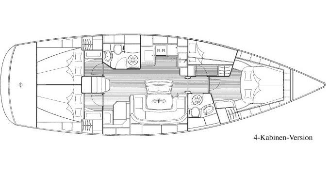 Bavaria Bavaria 46 Cruiser tra privati e professionisti a Zante
