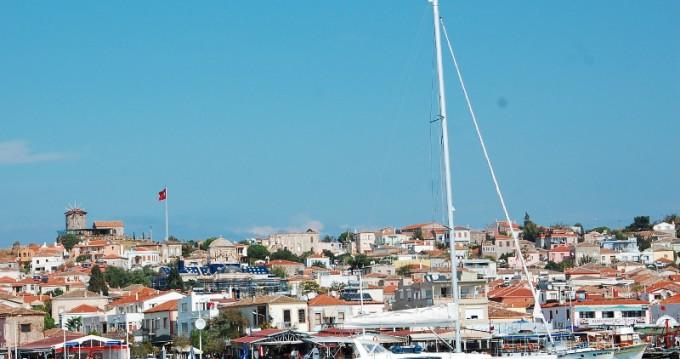 Noleggio barche Bénéteau Oceanis 50 a Marmaris su Samboat