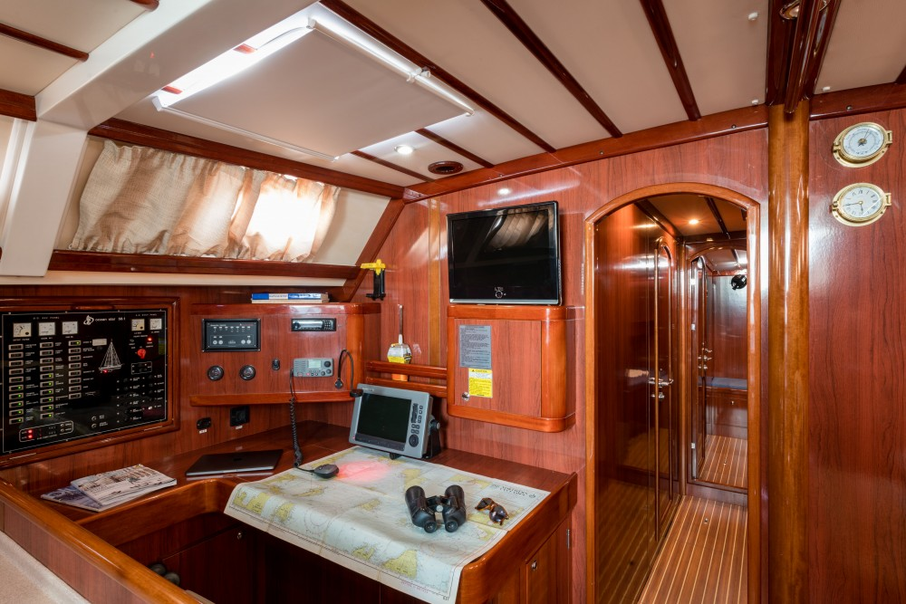 Noleggio barche Porto di Alimos economico Ocean Star 56.1