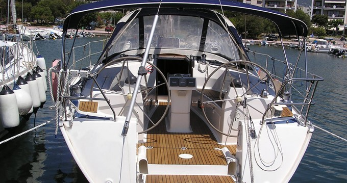 Bavaria Bavaria 40 Cruiser tra privati e professionisti a Gouviá