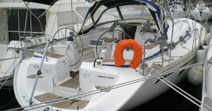 Noleggio barche Lávrio economico Bavaria 50 Cruiser