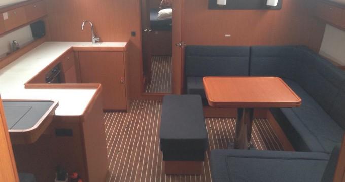 Bavaria Cruiser 51 tra privati e professionisti a Gouviá