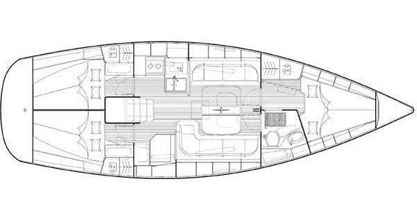 Noleggio Barca a vela con o senza skipper Bavaria a Rhodes
