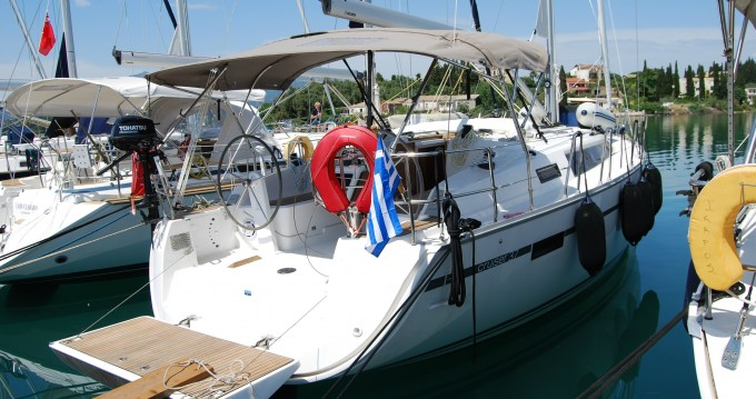 Noleggiare una Bavaria Cruiser 37 a Gouviá