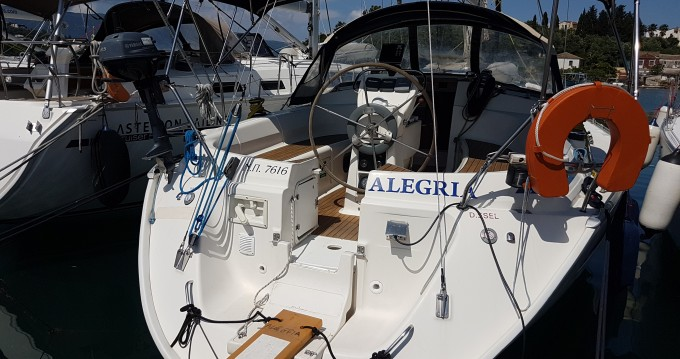 Noleggio Barca a vela con o senza skipper Bavaria a Gouviá