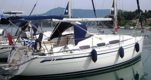 Noleggio yacht a Gouviá – Bavaria Bavaria 31 Cruiser su SamBoat