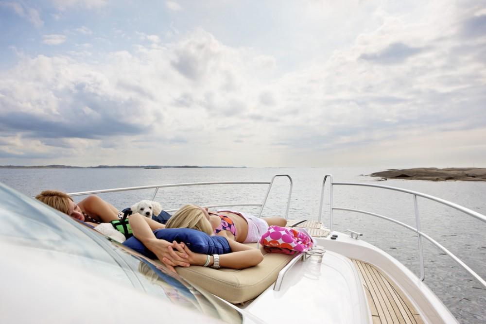 Noleggio Barca a motore Nimbus con una patente
