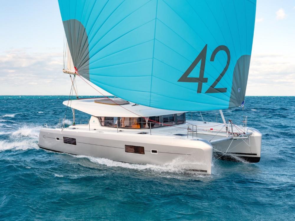 Noleggio yacht Leucade - Lagoon Lagoon 42 su SamBoat