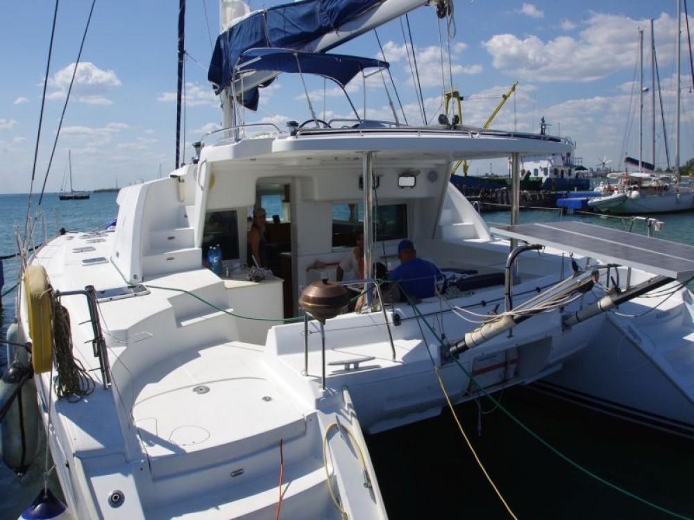 Noleggio barche Ciudad de Cienfuegos economico Lagoon 440