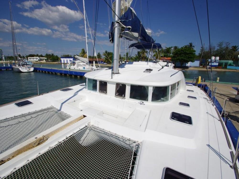 Noleggio barche Lagoon Lagoon 440 Ciudad de Cienfuegos su Samboat
