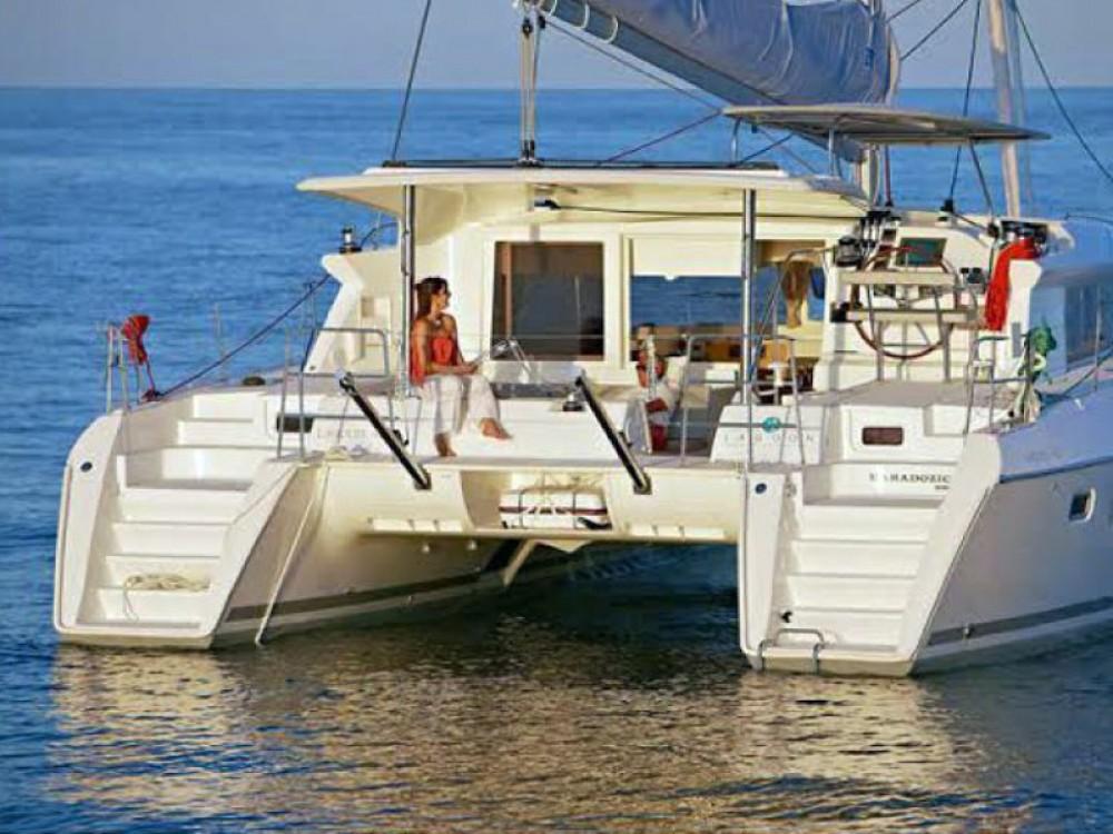 Noleggio yacht  - Lagoon Lagoon 421 su SamBoat