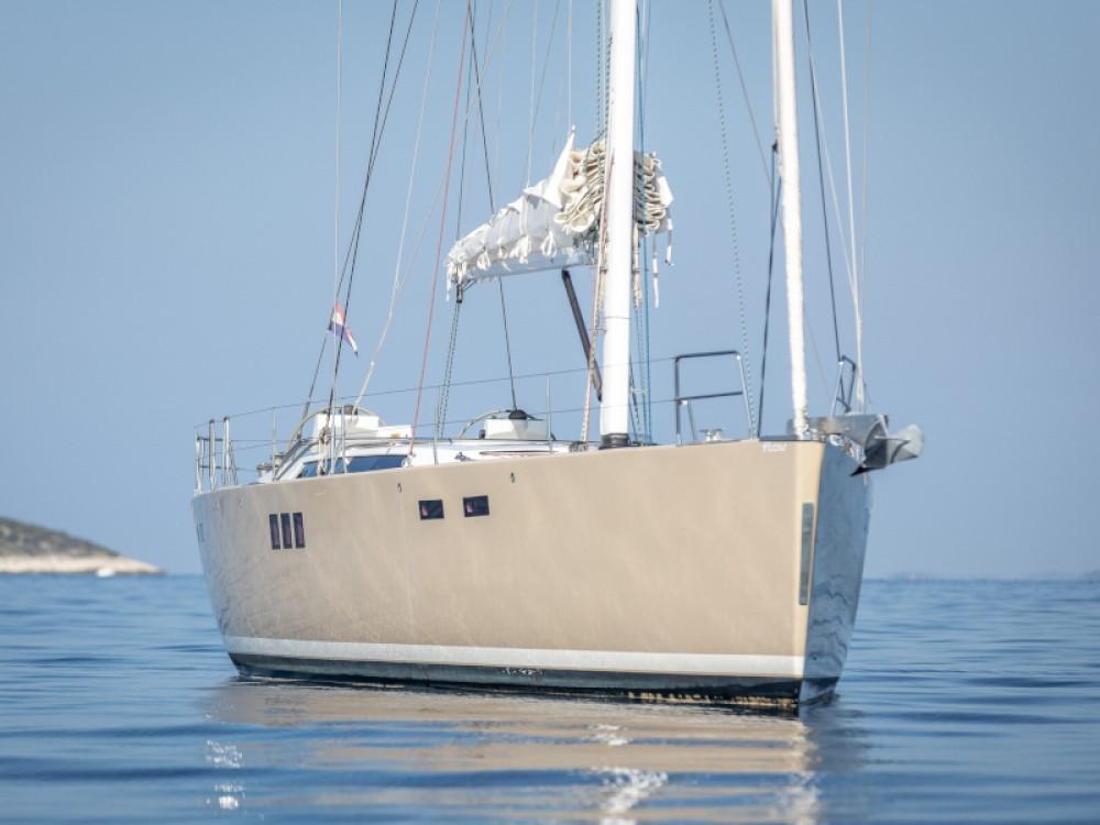 Noleggio Barca a vela con o senza skipper Hanse Rogosnizza