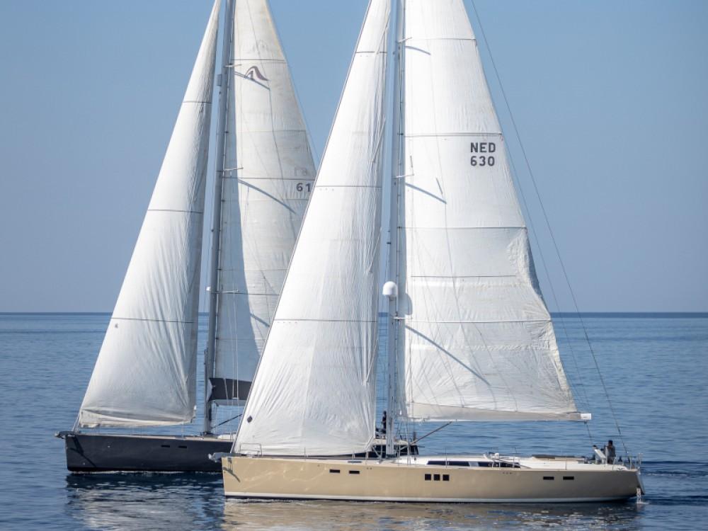 Noleggio barche Rogosnizza economico Hanse 630