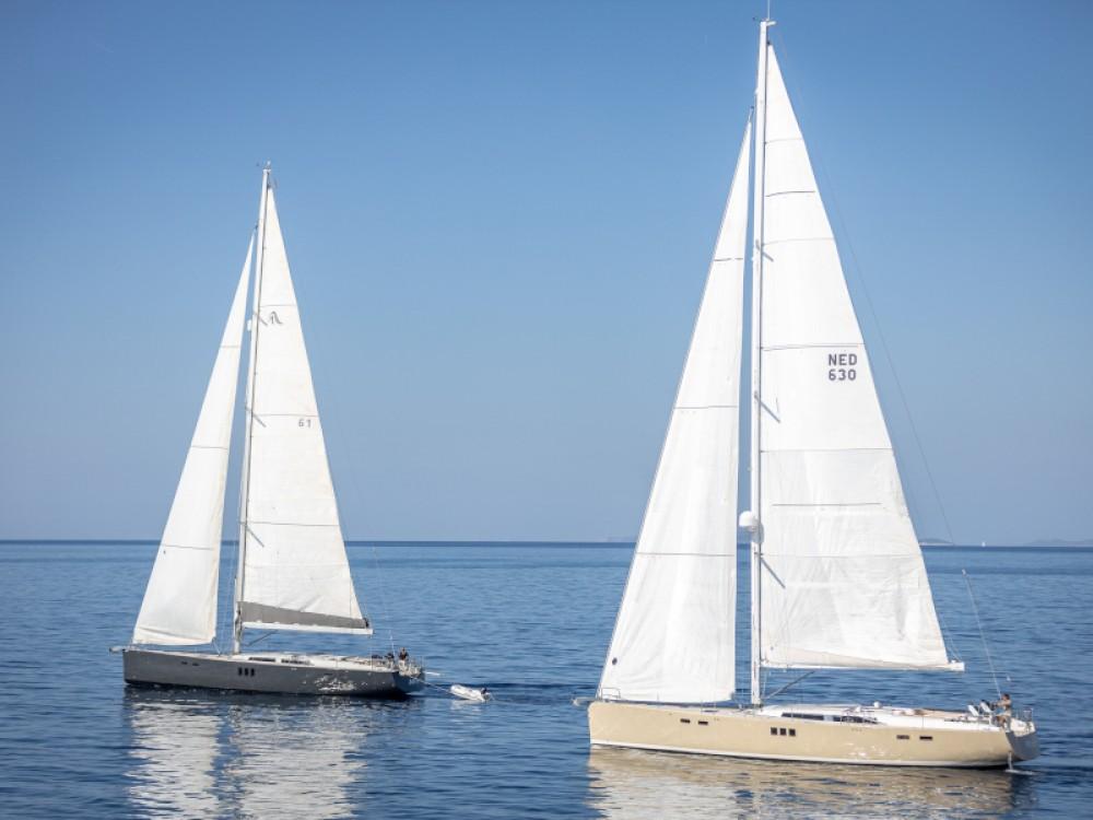 Noleggio barche Hanse Hanse 630 Rogosnizza su Samboat