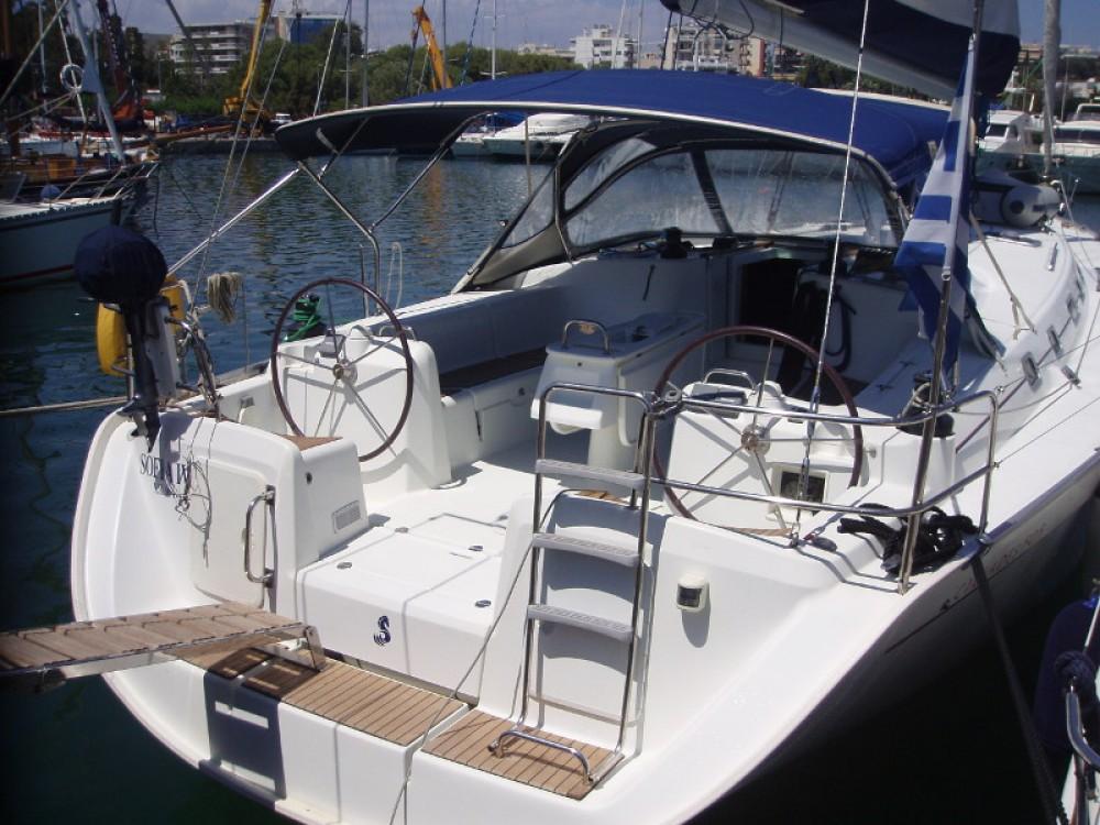 Noleggio yacht Porto di Alimos - Bénéteau Cyclades 50.5 su SamBoat