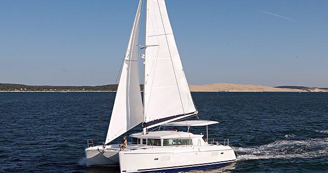 Noleggio yacht a Atene – Lagoon Lagoon 420 su SamBoat
