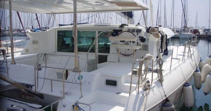 Noleggio barche Lagoon Lagoon 420 a Atene su Samboat