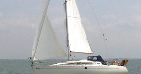 Noleggio Barca a vela con o senza skipper Bénéteau a Yerseke
