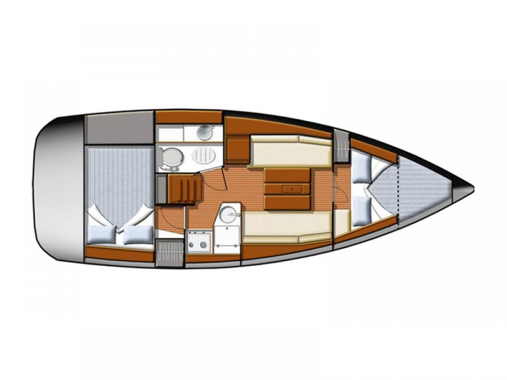 Noleggio barche Jeanneau Sun Odyssey 30 i  su Samboat