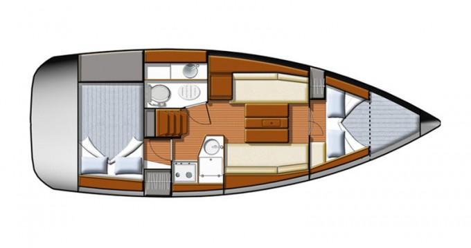 Noleggio barche Yerseke economico Sun Odyssey 30 i