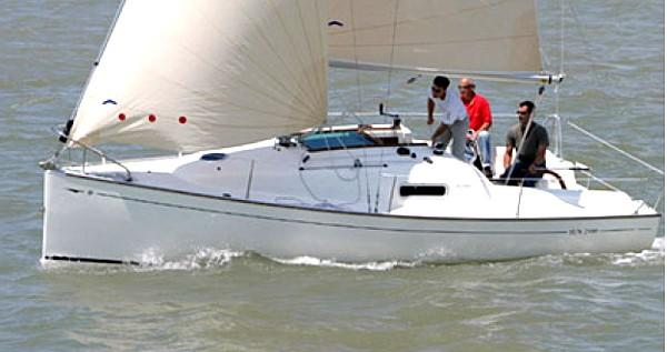 Noleggio yacht a Yerseke – Jeanneau Sun 2500 su SamBoat