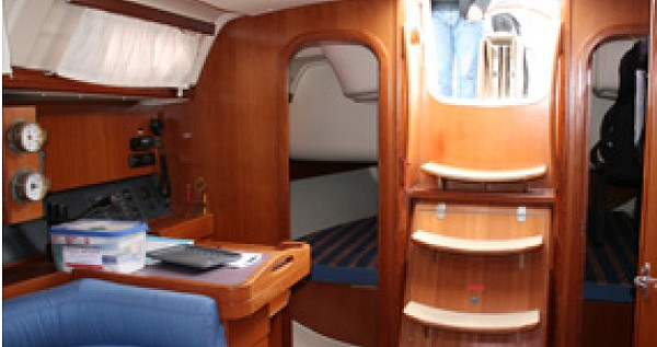 Noleggio barche Yerseke economico Dufour 365