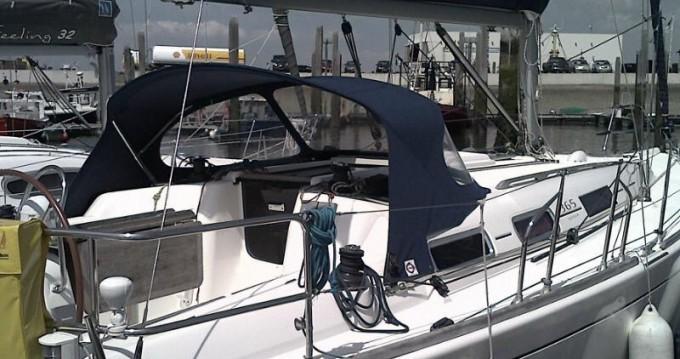 Noleggio barche Dufour Dufour 365 a Yerseke su Samboat
