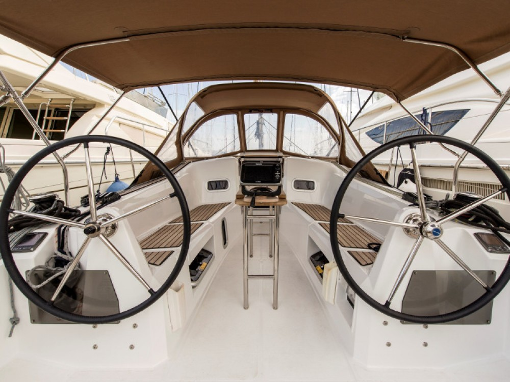 Noleggio yacht Porto di Alimos - Jeanneau Sun Odyssey 349 su SamBoat