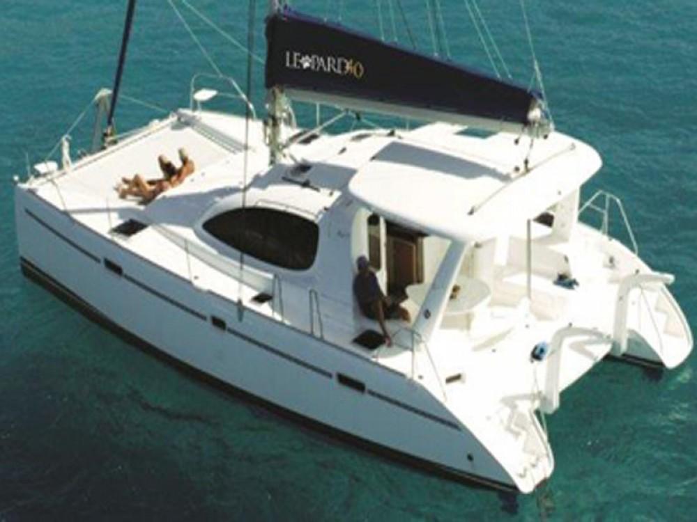Noleggio yacht Álimos - Leopard Leopard 40 su SamBoat